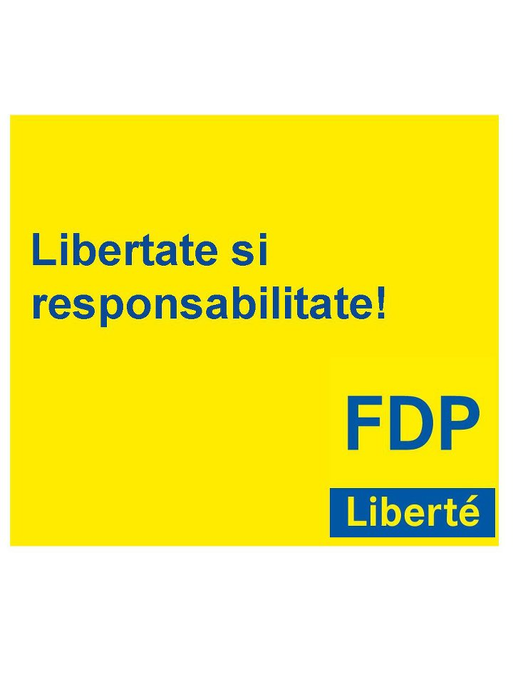 Libertate si Responsabilitate