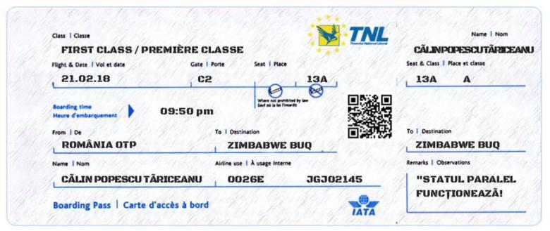 TN bilet